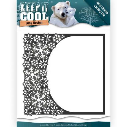 ADD10159 ~ Cool Rounded Frame die ~  Keep It Cool  ~ Amy Design